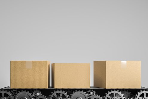 boxes Outsourced Manufacturing and Trade Secrets