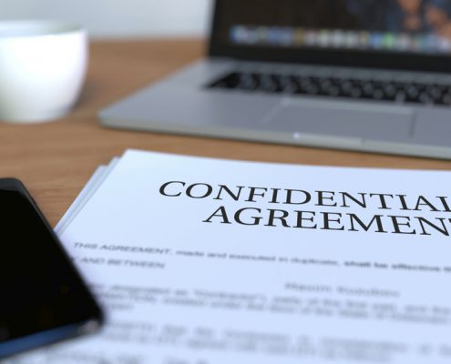 Confidential Information Agreement