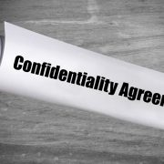 a confidentiality agreement legal document